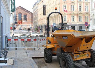 Renovering af Istedgade