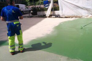 fugtisolering og fugtsikring af p-kælder