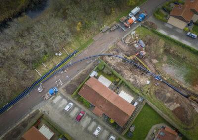 Relining af råvandsledning