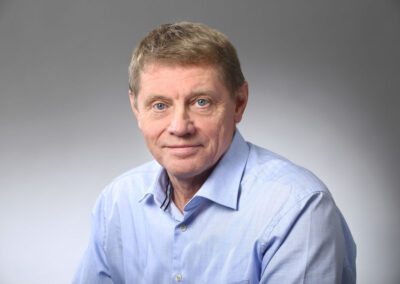 Direktør Poul Lauritzen fejrer 40 år i Zacho-Lind